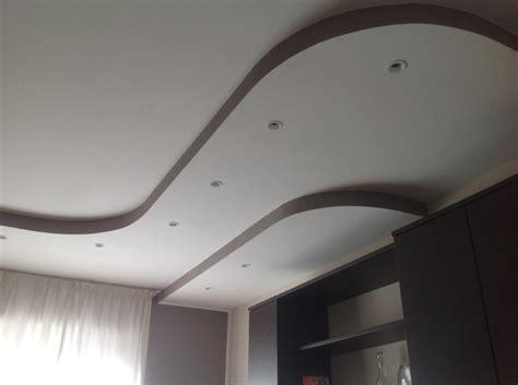 abbassamento soffitto cartongesso foto doppio abbassamento in cartongesso di aesse 343854