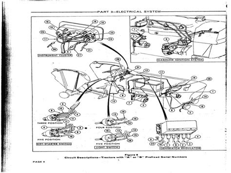 ford 3000 charging system wiring diagram wiring forums