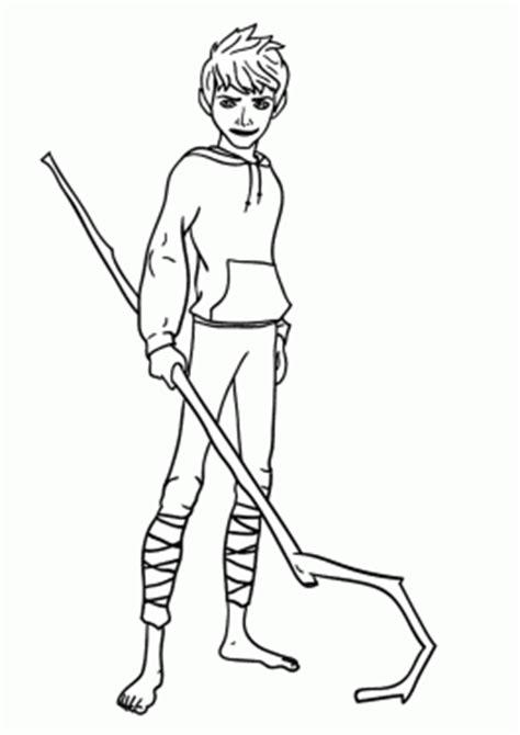 imagenes de jack frost para dibujar cartoons coloring pages for kids free printable