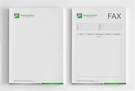 Au Finance Letterhead 14 professional finance letterhead designs for a finance