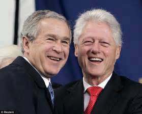 Bush Vs Clinton by Bush And Clinton Are Related Through