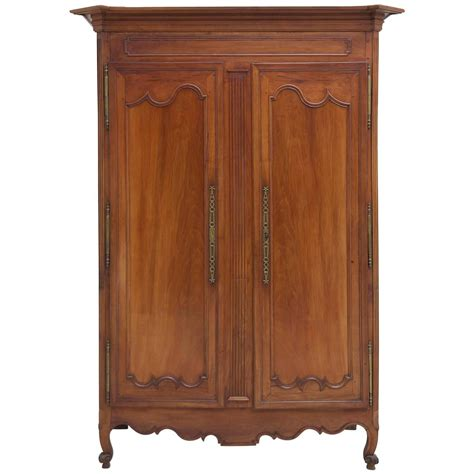 Louis Xvi Jewelry Armoire by Antique Louis Xvi Pays De La Loire Armoire In Cherry Circa 1800 For Sale At 1stdibs