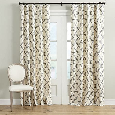ballard designs drapes rosselli embroidered drapery panel ballard designs