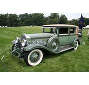 1930s Automobiles