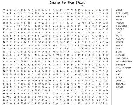 dog word search librarian d o a happy new year