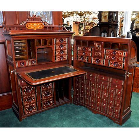 The Moore Quot Office Queen Quot Cabinet Desk C 1878 For Sale Antique Office Desk For Sale