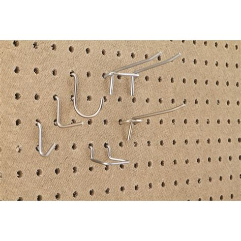 peg board pegboard hooks save on this 50 piece pegboard hook kit