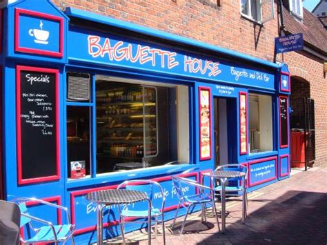 baguette house really pretty little olde worlde shop in newbury town centre picture of baguette