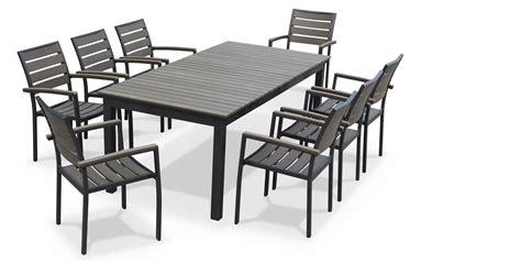 tables de jardin pas cher table jardin extensible pas cher
