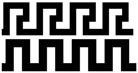 frieze pattern exles frieze group wikipedia