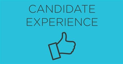 Mba Candidates With Five Years Experience by Candidate Experience And Hr Tech