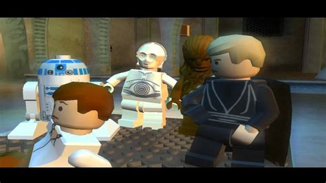 the complete princess trilogy princess lego wars ii walkthrough episode vi chapter 1 jabba s