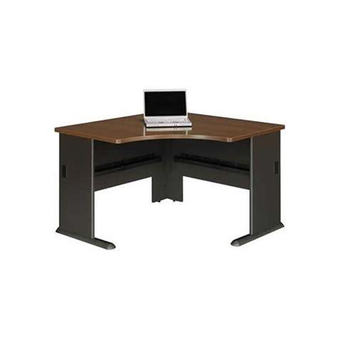 Bush Series A Corner Desk Bush Bbf Series A 48w Corner Desk In Walnut Wc25566