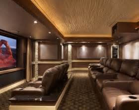 21 Home Theater Design Ideas Matching Colors With Walls And Furniture