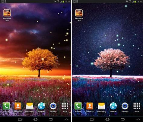 Awesome Land Live Wallpaper v3.0.9 Apk   Index Apk Download