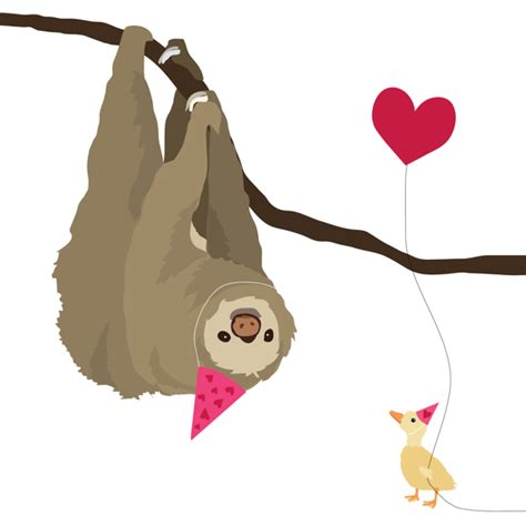 Sloth Birthday Cards Birthday Archives Sloths Com Au