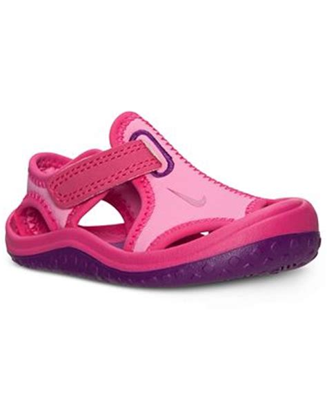 nike sunray toddler sandals nike toddler sunray protect sandals from finish