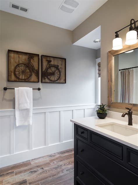 Powder Room Floor Tile Ideas - wainscoting tips and advice finish carpentry contractor talk