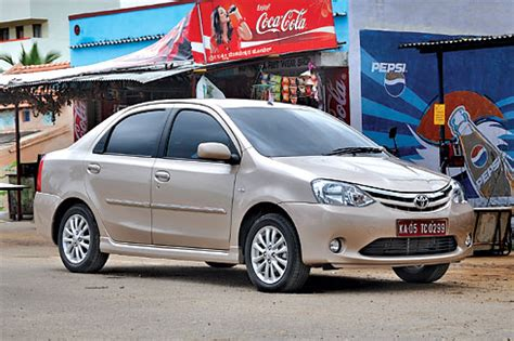 Toyota Etios Review 1.5 Petrol   Cars Review   Entry level