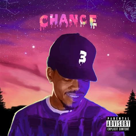 coloring book chance the rapper album asdfparanoiajk