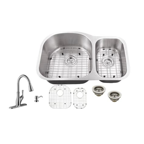 ipt sink company undermount 33 in 18 gauge stainless ipt sink company undermount 32 in 18 gauge stainless