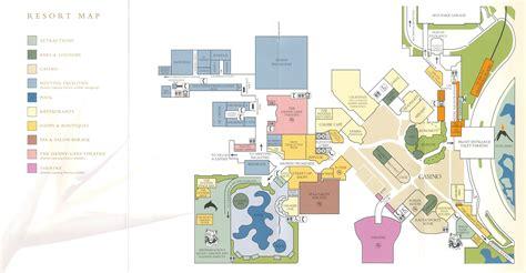 map las vegas mirage mirage las vegas map mirage hotel map