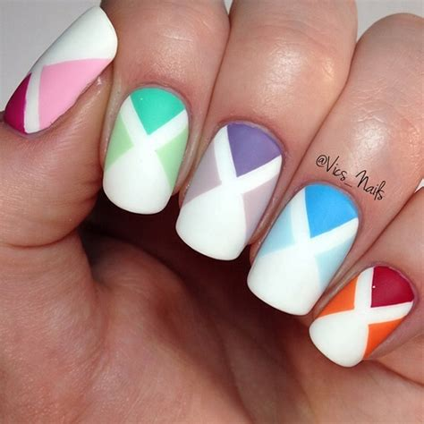 Nägel Lackieren Punkte by Fabulous Nail For Summers