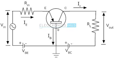 cascaded transistor lifier experiment transistor configuration common base collector and emitter