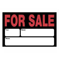 Car for sale sign template health cancer liver and surgery