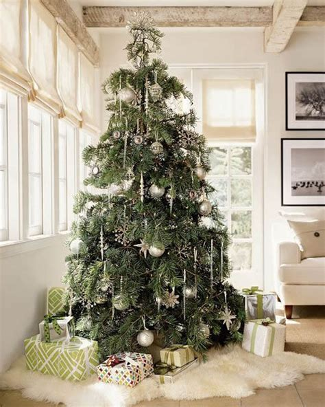 designer weihnachtsbaum tree skirt decorating ideas