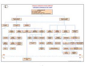 company structure chart template sle chart templates 187 project organizational chart