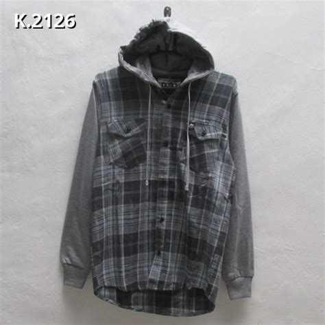 Harga Sweater Macbeth Original kemeja flanel hoodie macbeth k 2126 eblanza supplier