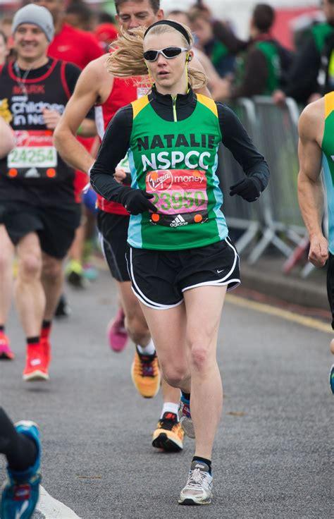 Natalie Dormer Marathon Natalie Dormer At The Money Marathon In 4 23