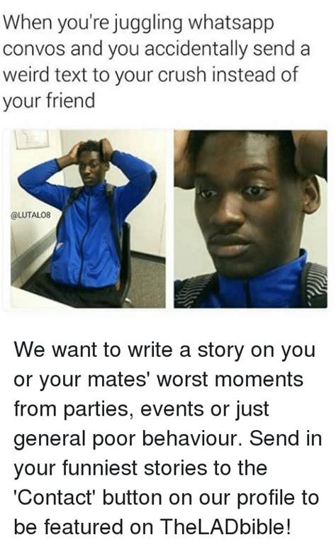 Funny Memes To Send - 25 best memes about weird texts weird texts memes
