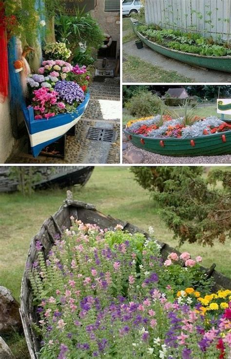 Creative Garden Planters by 24 Creative Garden Container Ideas With Pictures