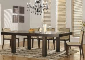 dining room sets contemporary collections