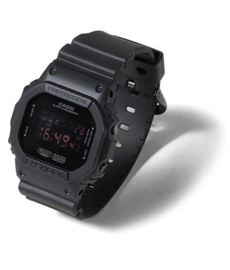 Limited Edition Casio G Shock Dw 5600 Black casio g shock x research dw 5600 freshness mag