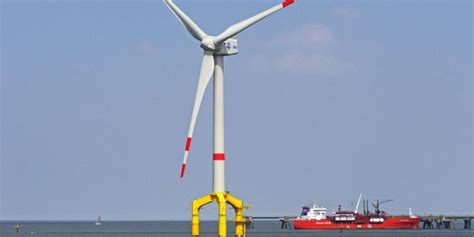 boat landing wind turbine windpower news wind energy windpower construction wind
