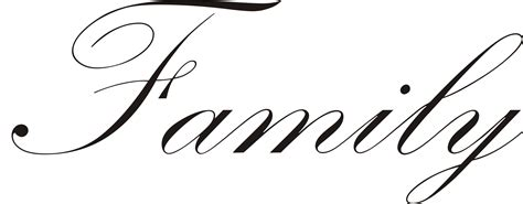 tattoo family cursive the word family in cursive google search food i would
