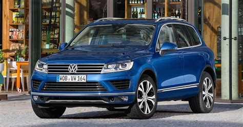 touareg volkswagen 2015 2015 volkswagen touareg pricing and specifications