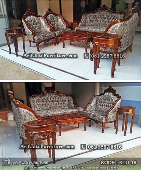 Kursi Tamu Termurah set kursi tamu ukir jepara harga murah arif jati furniture
