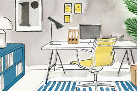 Kleines Arbeitszimmer Einrichten by Arbeitszimmer Einrichten Sch 214 Ner Wohnen