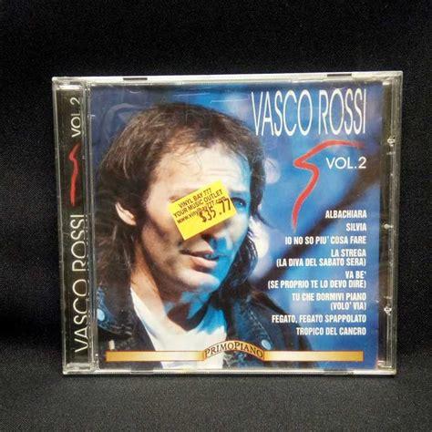 primo disco vasco used cd vasco vasco vol 2 2000 primo piano