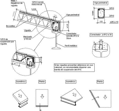 lade muro detalles constructivos cype fiu349 apoyo en extremo de