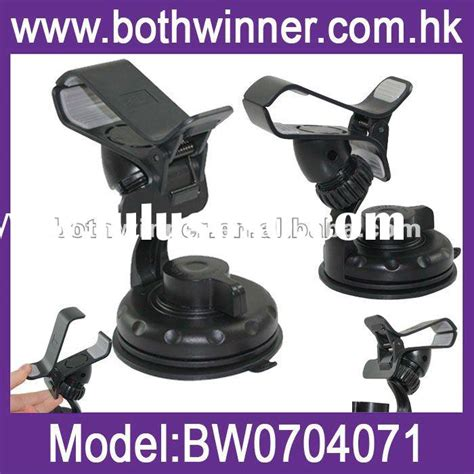 dual universal car mount holder mobile phone pda gps for
