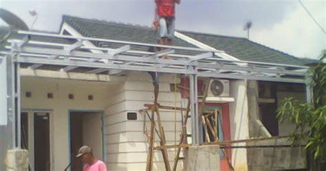 GENTENG METAL DAN BAJA RINGAN: berapa harga rangka atap