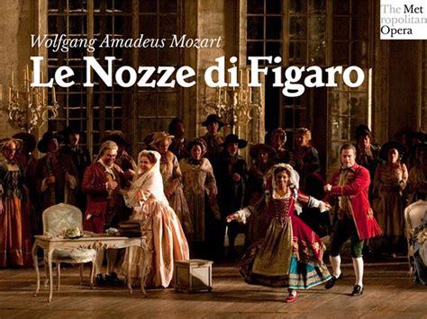 le di le nozze di figaro met 2012 production new york