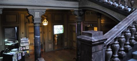 foyer raum raum 1 foyer und treppenhaus stadtmuseum villa b 246 hm