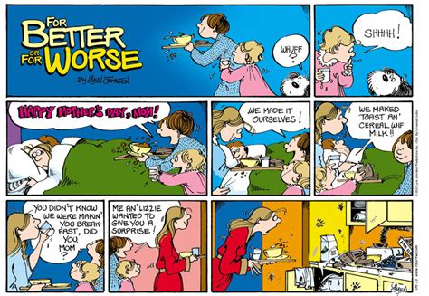 for better or worse comic may 2012 for better or for worse fix
