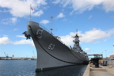 pearl harbor port mighty mo marks 15th anniversary in pearl harbor